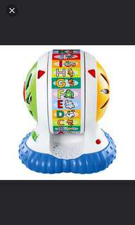LEAP FROG Spin &  Sing Alphabet Zoo