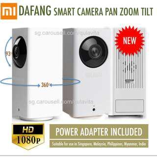 Xiaomi Mijia Dafang IP Wireless HD CCTV 1080p Night Vision Motion tracking