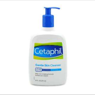 Cetaphil Gentle Cleanser 591mL