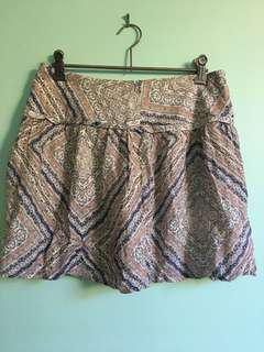 Pattern Summer Skirt
