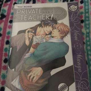 Private Teacher vol 2