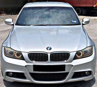 BMW E90 325i 2.5 LCI MSPORT ORIGINAL SPEC