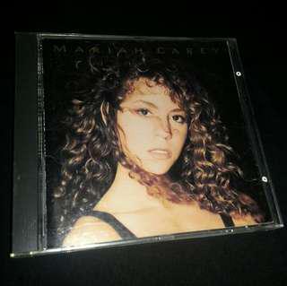 CD Japan Mariah Carey. Vision of love. Debut 1990 Japan edition. Superb sound