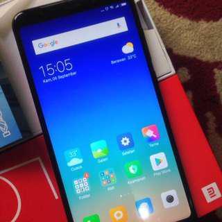 Mulus! Xiaomi Redmi 5 Plus 3/32GB