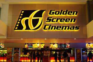 1 pair of Golden screen cinema tickets (malaysia)