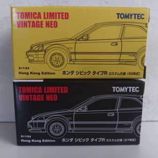 Tomytec Civic EK9 (Hong Kong Edition)