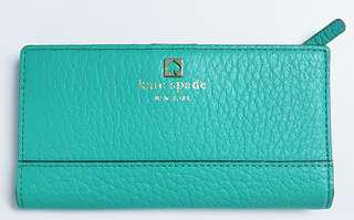 Kate Spade Southport Ave Stacy Leather Wallet