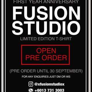 Fusion studio tshirt