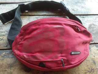 Waistbag skechers authentic