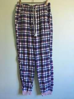 Flannel Pyjama Pants