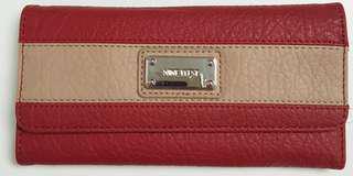 Nine West long wallet