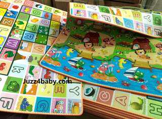 Free delivery 20mm thickness baby play mat floor mat