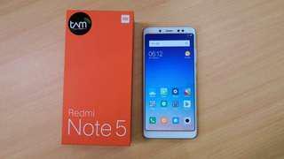 Kredit Xiaomi Note 5 4/64 Garansi Resmi TAM
