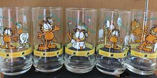 Garfield Glasses-total $5
