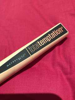 Maybelline Total Temptation Mascara - BLACK