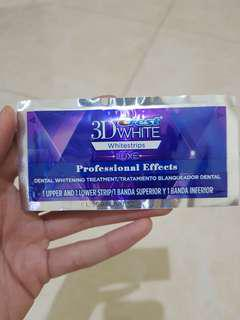 Teeth whitening Crest 3D White Luxe