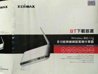 Edimax Wi-Fi router