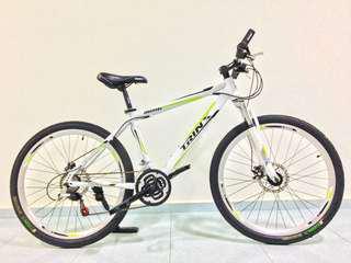 Brand new trinx mountain bikes
