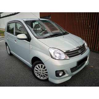 2011 Perodua VIVA 1.0 ELITE EZi(A) Tiptop Like New