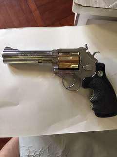 防真左輪手鎗型打火机
