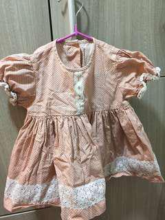 🚚 粉色點點套裝