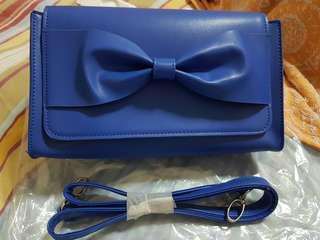Laniege Bow Sling Bag
