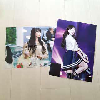 Twice Jihyo Fansite Posters