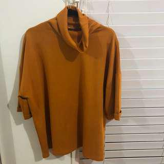 Zara Oversized Top