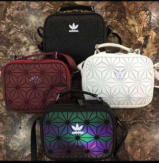 Adidas Issey Miyake Sling Bag(Instocks and Brand new)