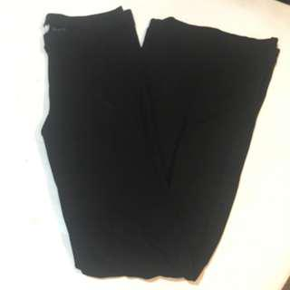 H&M leggings wide bottom