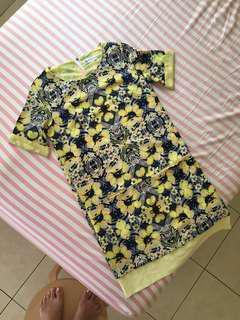 Pattern Dress ( PREMIUM COLLECTION )