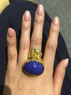 YSL arty ring size 5