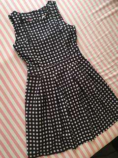 Dress Motif Kotak [ PREMIUM COLLECTION ]