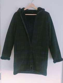 Brand New Winter Soft Fluffy Thick Coat / Jacket