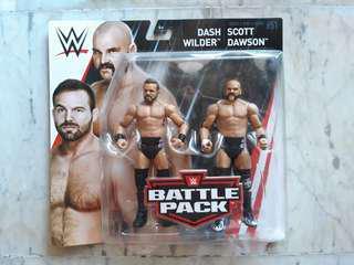 WWE Battle Pack - Dash Wilder & Scott Dawson (The Revival)