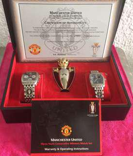 "MU 3-In-One ""Vintage Watch Collectibles"" 1999/2000"