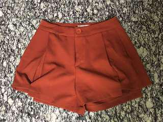 Camel Brown Shorts ($10 mailed)