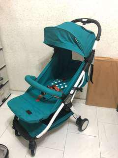 BN baby stroller