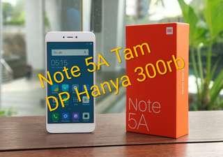 Redmi Note 5A TAM