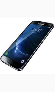 Samsung s7 (black)