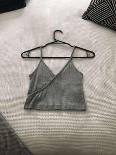 Grey singlet