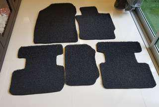 Mitsubishi ASX Custom made 3M floor mats