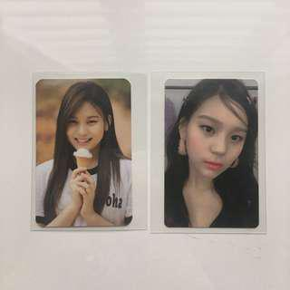 [wts] gfriend umji photocards