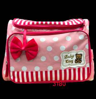 BNIP Cute Diaper/Mummy Bag