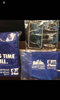 Standard Chartered Marathon 2017 Items