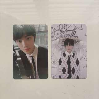 [wts] the boyz new the first photocards