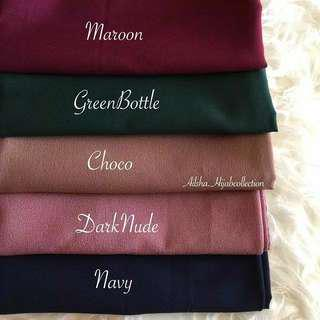 Pashmina diamond 100/4pcs