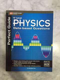 Upper Secondary Physics Data Based Assessment Book