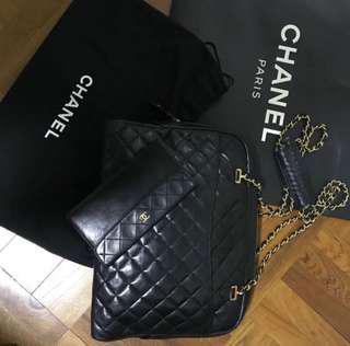 Chanel vintage authentic handbag
