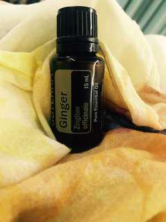 Doterra essential oil - ginger 15ml